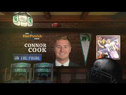 Connor Cook hints which teams love him