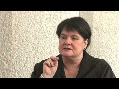 Sharan Burrow, General Secretary of the ITUC  - Voices on Social Justice