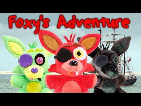 Freddy's Plush Show Season 6 Episode 8: Foxy's Adventure