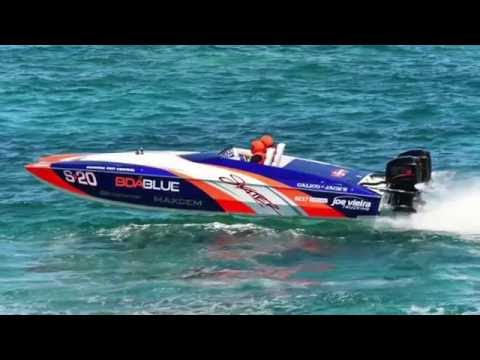 S20 Bermuda  Around The Island Race 2016