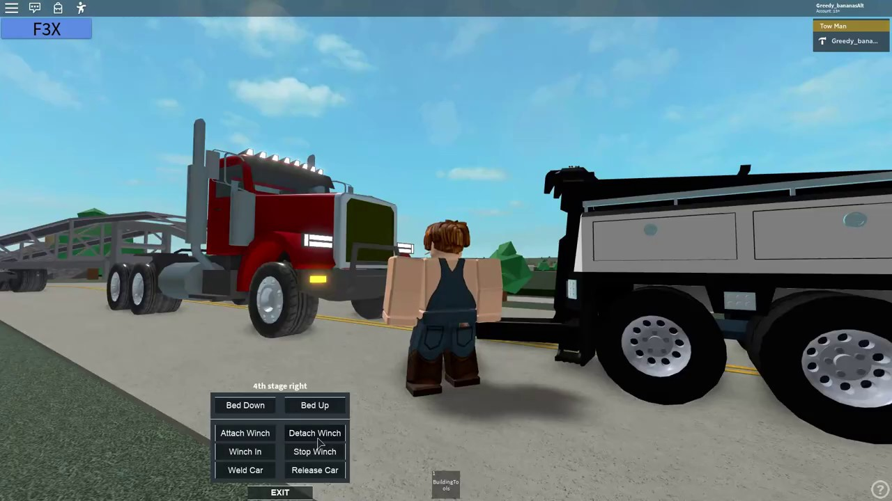 Tow Truck Simulator Tutorial: How to hook up a vehicle