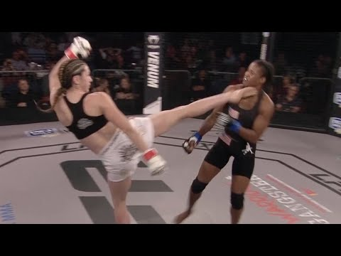 LFA 9: Mazo vs. Thorton Finish