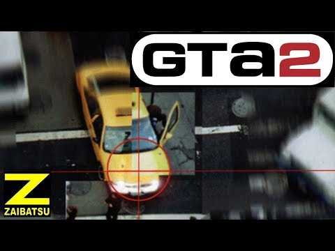 Grand Theft Auto 2 Longplay - Zaibatsu, Industrial District