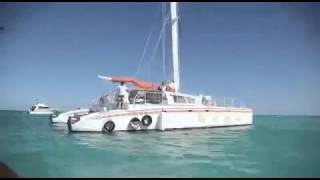 Excursions PC présent Bebe Catamaran Punta Cana