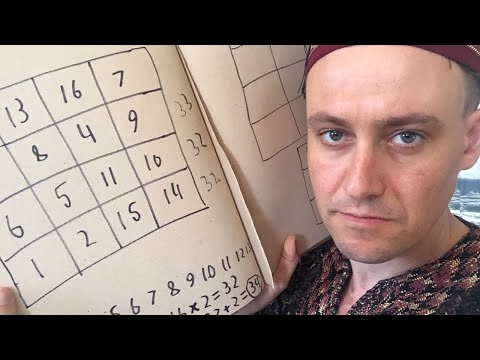 Magic Squares revealed - How to Use math to make magic, Vortex Math - the foundation of everything