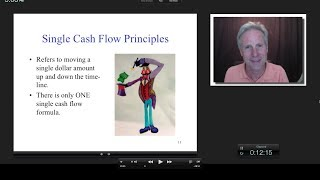Time Value of Money: Single Cash Flows, James Tompkins