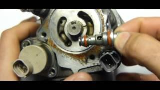 Válvula limitadora de presión. Common rail Denso HP3.