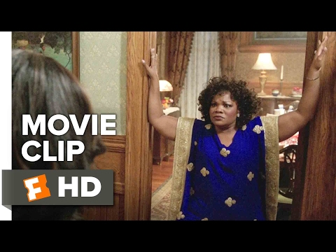 Almost Christmas Movie CLIP - Aunt May Unplugged/ (2016) - Mo'Nique Movie