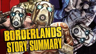 Borderlands Story Summary - What You Need to Know to play Borderlands 3!