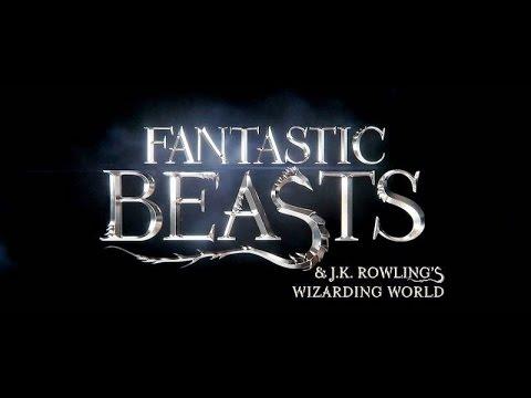 Documentary: Fantastic Beasts & J.K. Rowlings Wizarding World