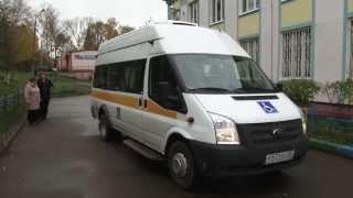 2013 10 09 - Социальное такси (Лобня)(http://vk.com/club41761213 - US&ViTa http://vk.com/club6492334 ТРК