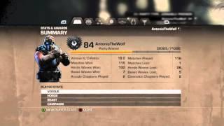 Gears of War 3: Main Menu Theme HD