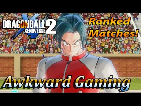 Dragonball Xenoverse 2 First Ranked Fights of the Channel!!