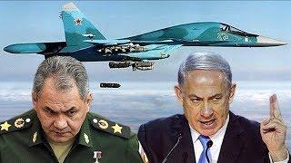 Россия поставила жесткий ультиматум Израилю