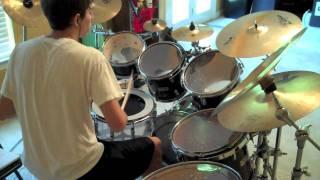"Miles Metko - ""Bowtie"" by OutKast - Drum Cover"