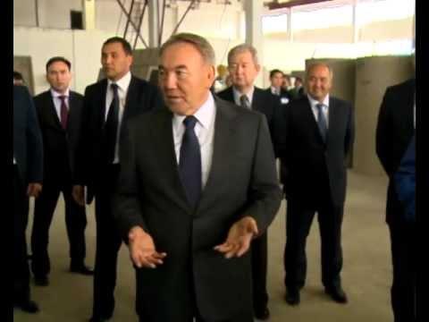 Nazarbaev pro Shymkent