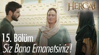 Miran Gönül ve Sultan'a sahip çıkıyor - Hercai 15. Bölüm