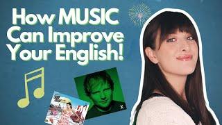 How MUSIC Can Hęlp You Learn English! 18+ Fun English Lesson 2020.