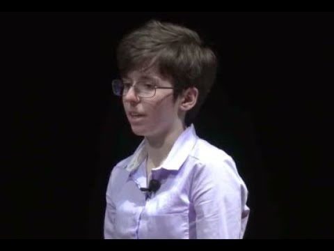 Transparent | Charlie Yonnes | TEDxYouth@LincolnStreet