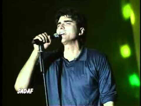 Junaid Jamsed - Us Rah Per live