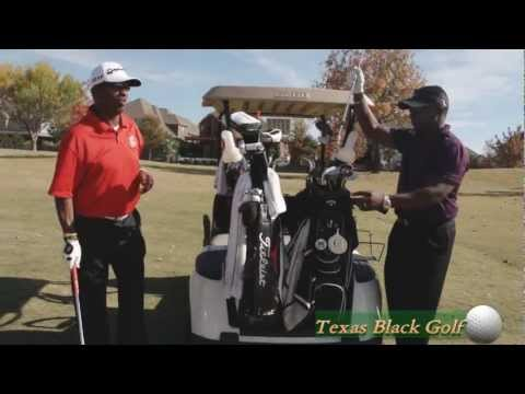 Texas Black Golf