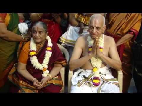 28 Nov 2016 Sathabhishekam Sahasradharai & Malai Matru Sri.U.Ve.Sadagopan Swami