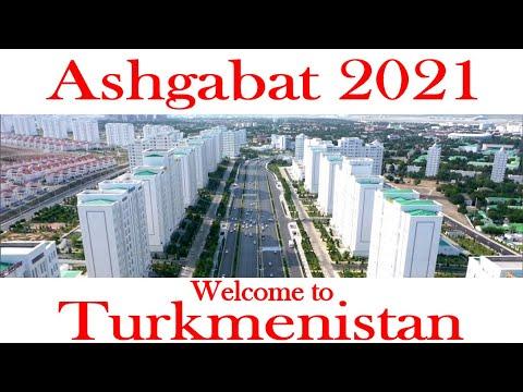 Ashgabat 2021 Turkmenistan