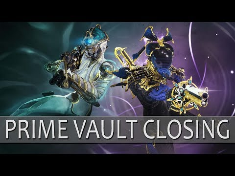Warframe - Prime Vault Closing (January 29th) thumbnail