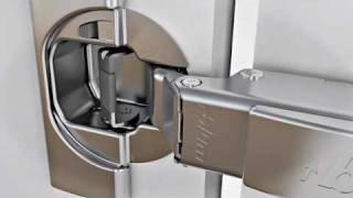 Blum Clip Top Hinge With Integrated Blumotion Soft Close System - From HPP