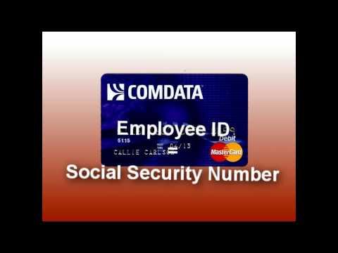 Employee Information for ResourceMFG