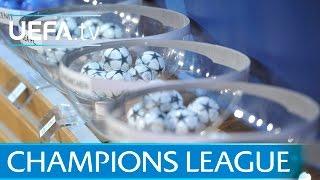 UEFA Champions League last 16 in focus