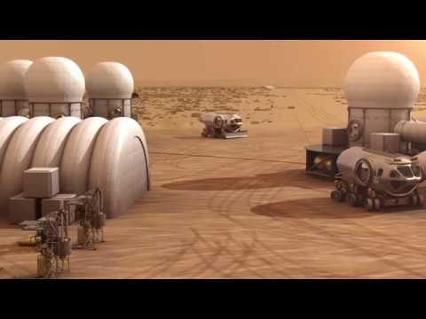 Space music / psybient: Multi-Planet Species (Elon Musk Mix)