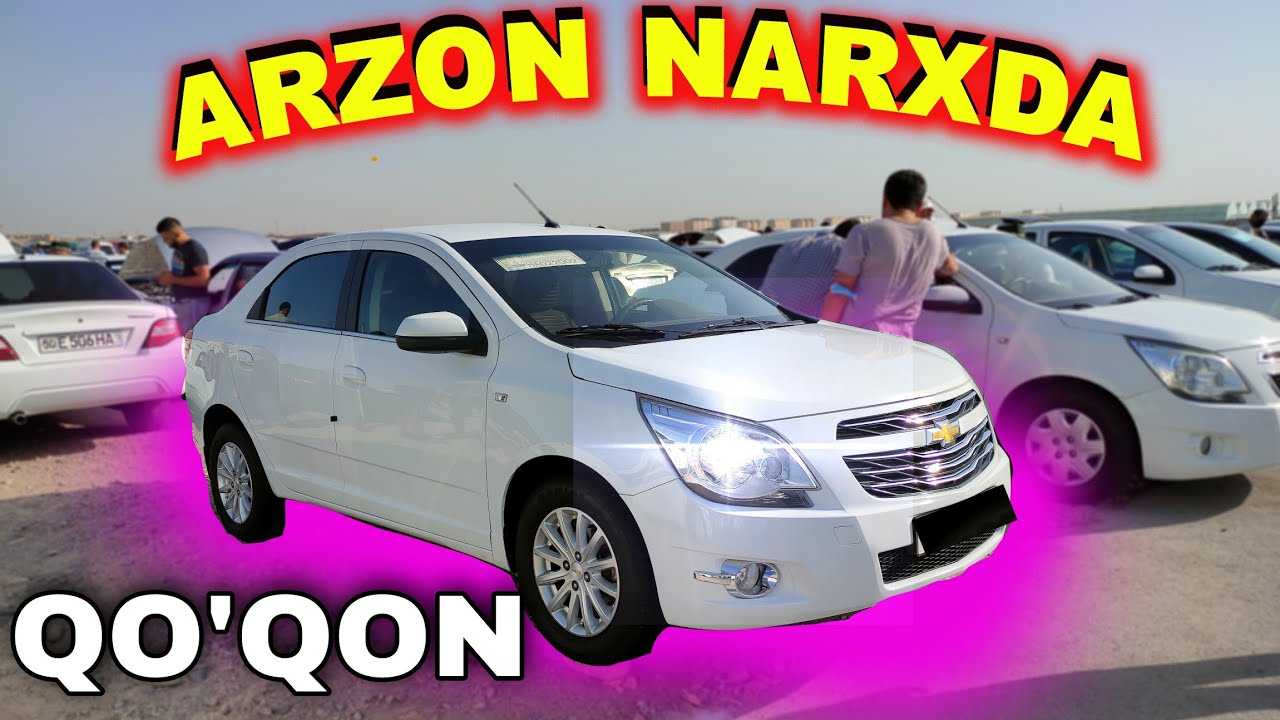 Download NARXLAR TUSHDI ARZON COBALT NEXIA SPARK LACETTI DAMAS MATIZ AZIZUZ QO'QON MASHINA BOZORI
