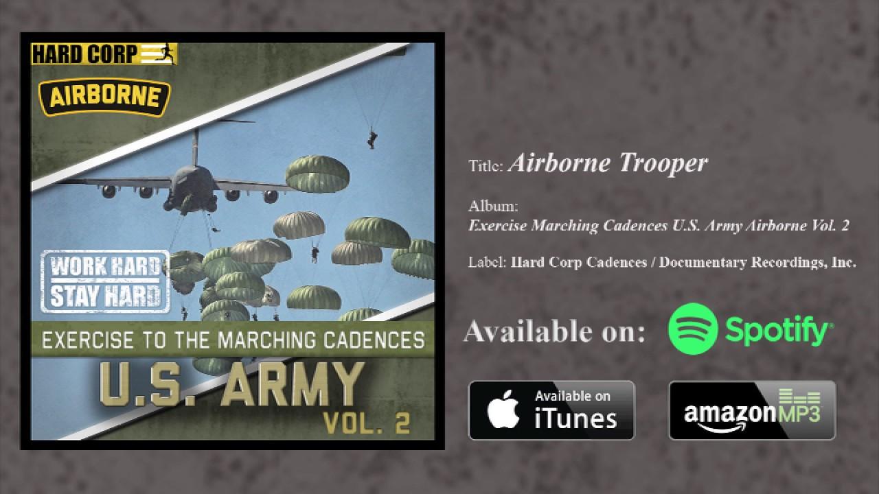 Paratrooper cadence