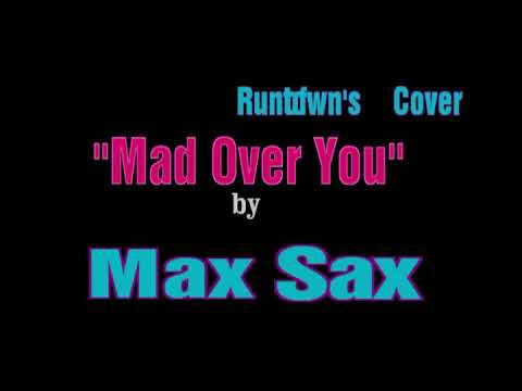 Sax cover of Runtown's Mad over you by MAXSAX