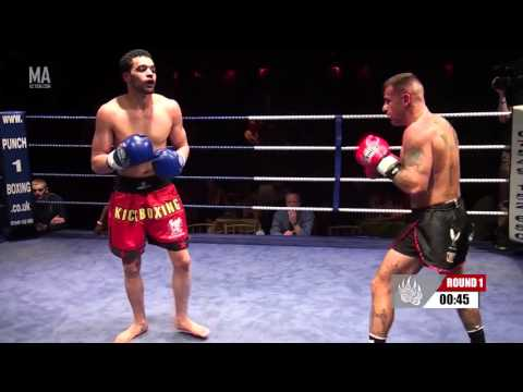FIGHTMAX 10 - Joe Smith vs Paul Benson