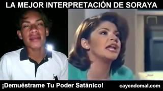 La mejor interpretación de Soraya Montegro
