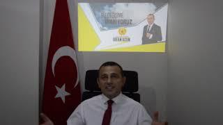İrfan UZUN Adalet Birlik Partisi Genel Başkanı Sanayide, Eğitimde, Enerjide, Tarımda, ulusal güvenli