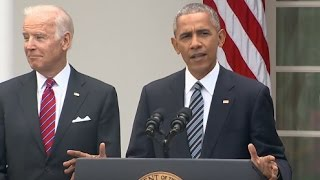 President Obama Full Speech on Dona...