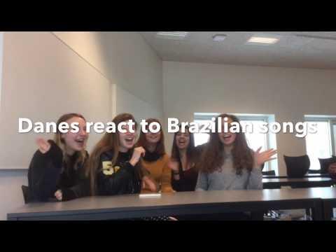 Gringos React To Brazilian Music