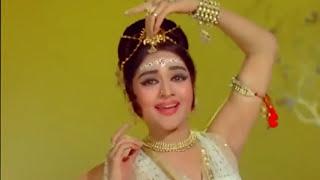 Vyjayanthimala dance from chhoti si mulaqat