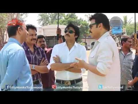 gopala-gopala-latest-making-video---pawan-kalyan,-victory-venkatesh