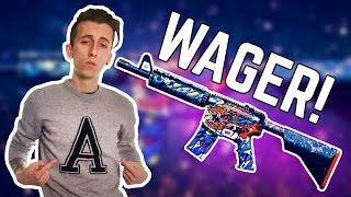 CS:GO WAGER 1v1 | DRAGON KING FACTORY NEW