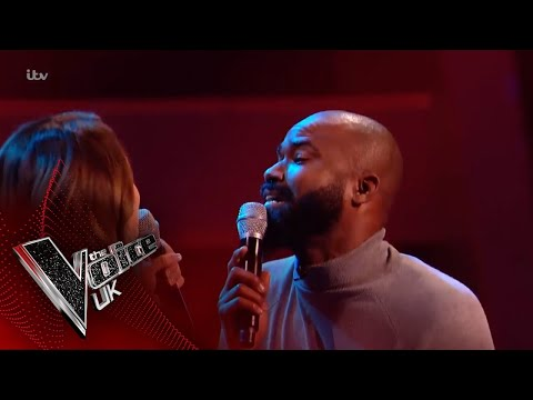 Jason Nicholson-Porter VS Tesni Jones - 'Let It Be': The Battles | The Voice UK 2018