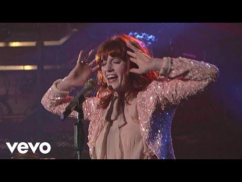 Florence + The Machine - Howl (Live on Letterman)
