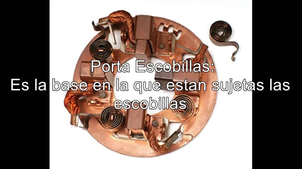 911f01a31d1 PARTES DE UN MOTOR DE ARRANQUE (ESPAÑOL) - YouTube