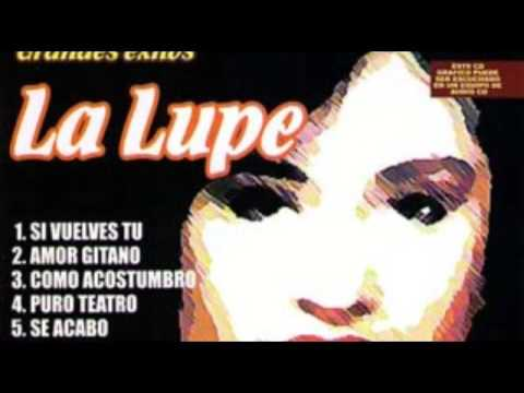 Amor Gitano - La Lupe (INSTRUMENTAL - KARAOKE)