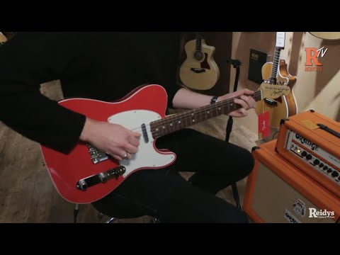 New Fender American Original Series Unboxing + Playthrough
