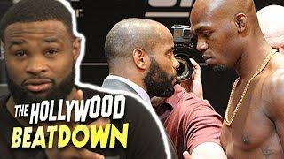 Tyron Woodley Explains Why Cormier REALLY Hates Jon Jones | The Hollywood Beatdown | TMZ Sports