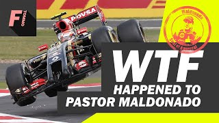 WTF Happened to Pastor Maldonado (feat. TommoF1)